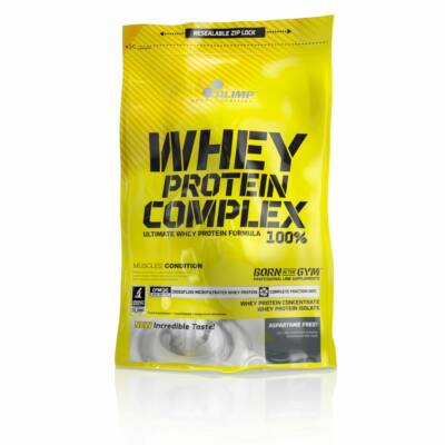 Olimp Whey Protein Complex 100% (600g)