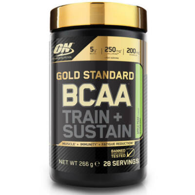 Optimum Nutrition Gold Standard BCAA (266g)