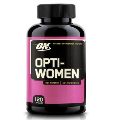 Optimum Nutrition Opti-Women (120 kapszula)
