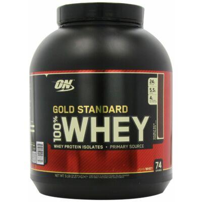 Optimum Nutrition Gold Standard 100% Whey (2,27kg)