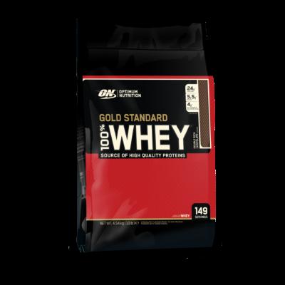 Optimum Nutrition Gold Standard 100% Whey (4,54kg)