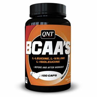 QNT BCAA's (100 kapszula)