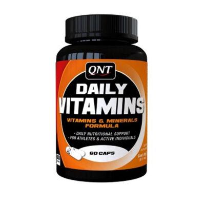 QNT Daily Vitamins (60 kapszula)