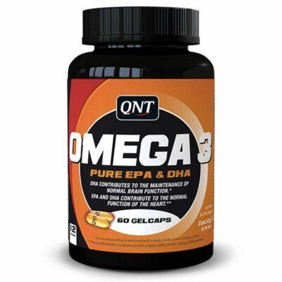 QNT Omega 3 (60 gélkapszula)