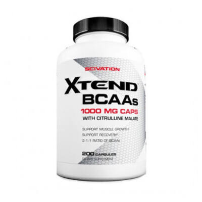 Scivation Xtend BCAAs Caps (200 kapszula)