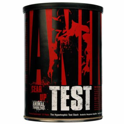 Universal Nutrition Animal Test (21 csomag)