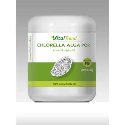 Vital Trend Chlorella alga por