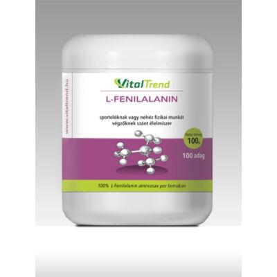 Vital Trend L-Fenilalanin por (Tirozin prekurzor)