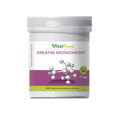 Vital Trend Kreatin monohidrát por